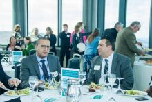 2018, Community Fellows, Community Fellows Luncheon, Stabler Observatory Tower